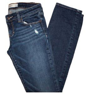 Abercrombie&Fitch Distressed Skinny Jeans